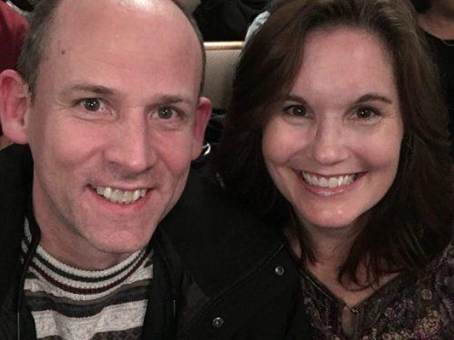 Dawn Jacobson-Venn, along with her husband Doug