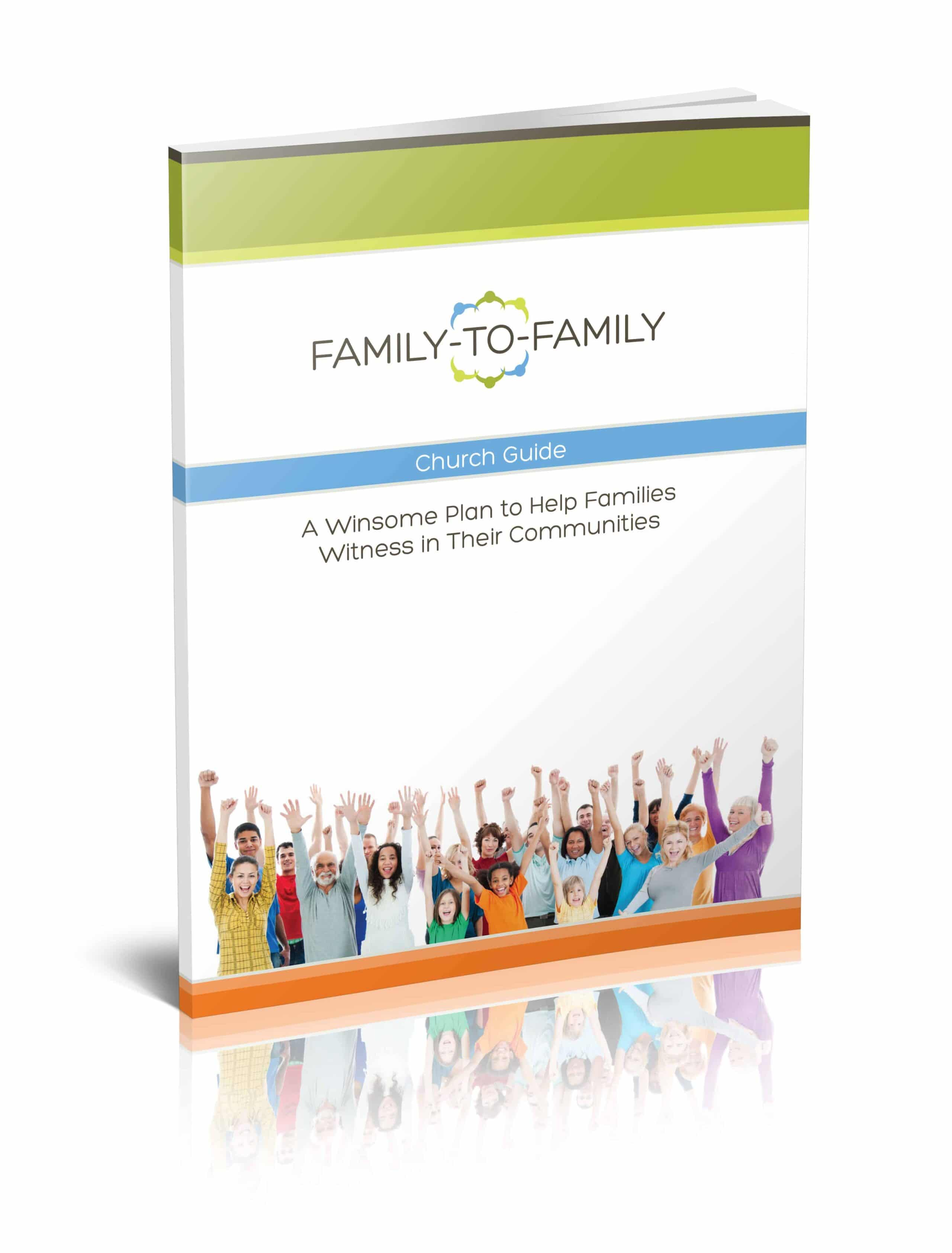church guide a winsome plan to help families witness in their